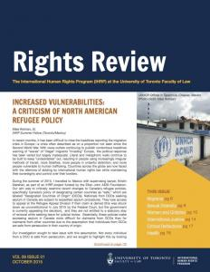 Rights Review 9(1)