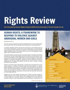 Rights Review 8(2)